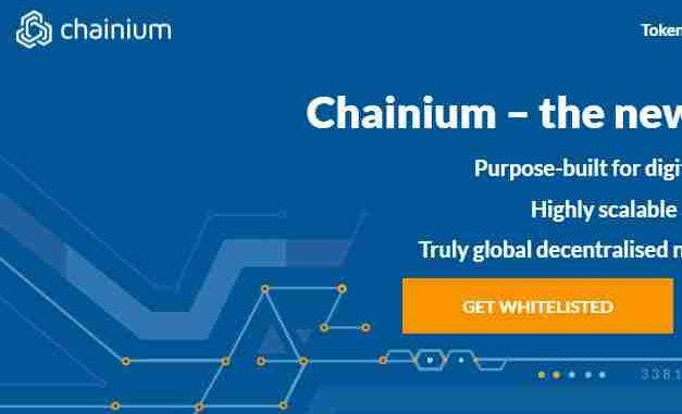 Chainium.io ICO Review , Telegram Group , Whatsapp Group , ICO , Pre-Sale