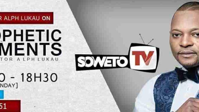 Pastor Alph Lukau DSTV Channel , Frequency , TV Station , Live Stream