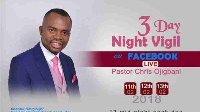 Pastor Chris Ojigbani , Biography , Prayer Request , Phone Number