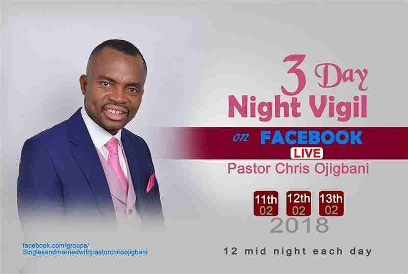 Pastor Chris Ojigbani , Biography , Prayer Request , Phone Number