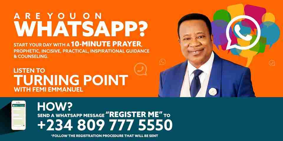 Pastor Femi Emmanuel , Biography , Prayer Request , Phone Number