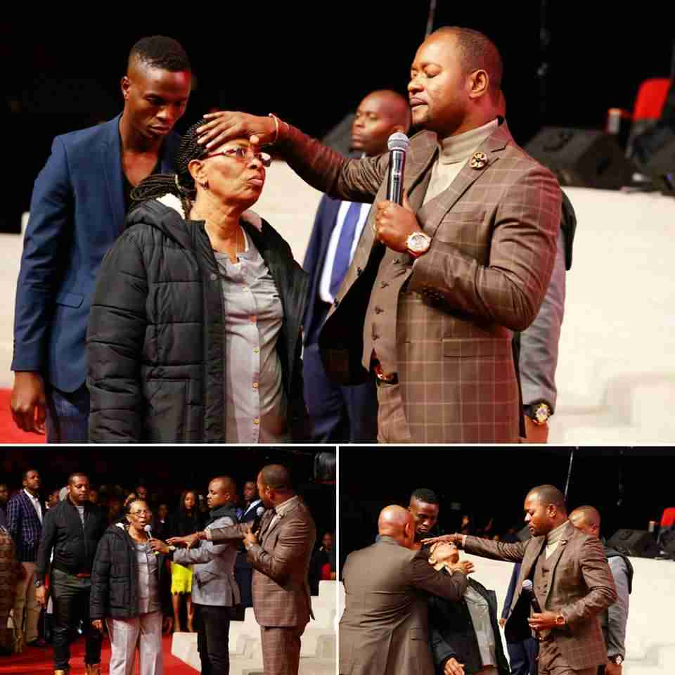 Pastor Alph Lukau (Church Branches) | Angola | Namibia | Tanzania | S/Africa