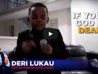 "Son Of Pastor Alph Lukau :- ""DERI LUKAU"" Biography 