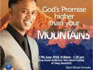 Pastor Michael Fernandes Biography , Wikipedia , Age , Prayer Request