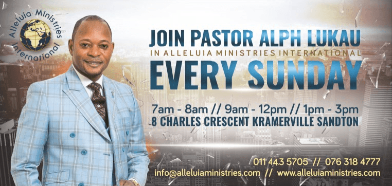 15TH July 2018 - (Sunday Gospel and Preaching) - Pastor Alph Lukau