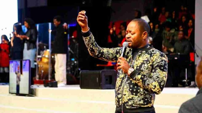 Join Live (DAY 4) : Prayer and Fast - JULY 4TH 2018 (Pastor Alph Lukau)