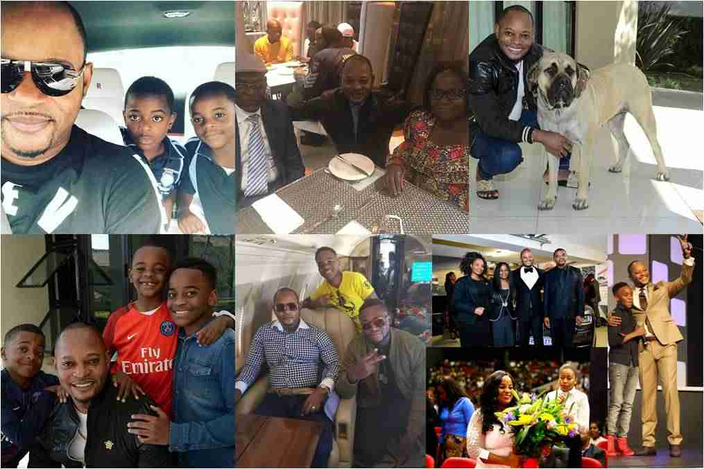Meet Pastor Alph Lukau Family , Wife , Children , Father , Mother - Full Pictures