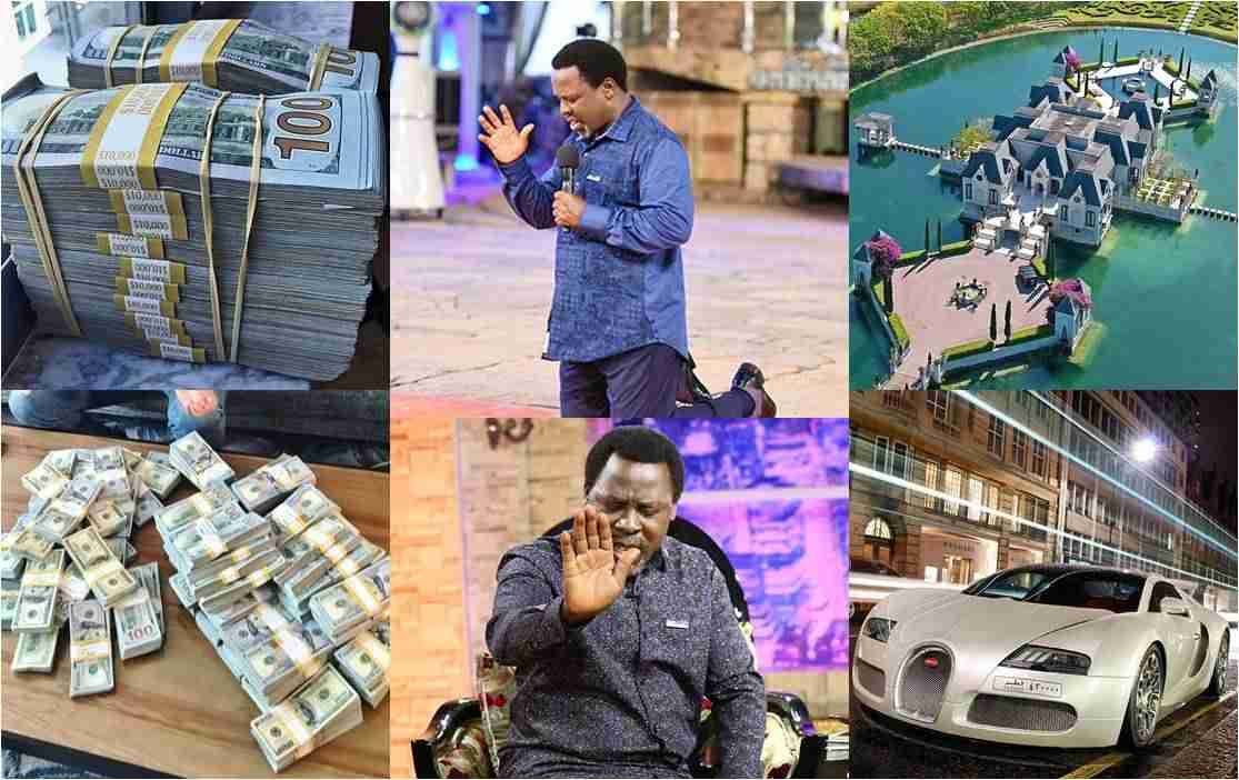 Prayer For Money , Wealth , House and Cars By Prophet TB