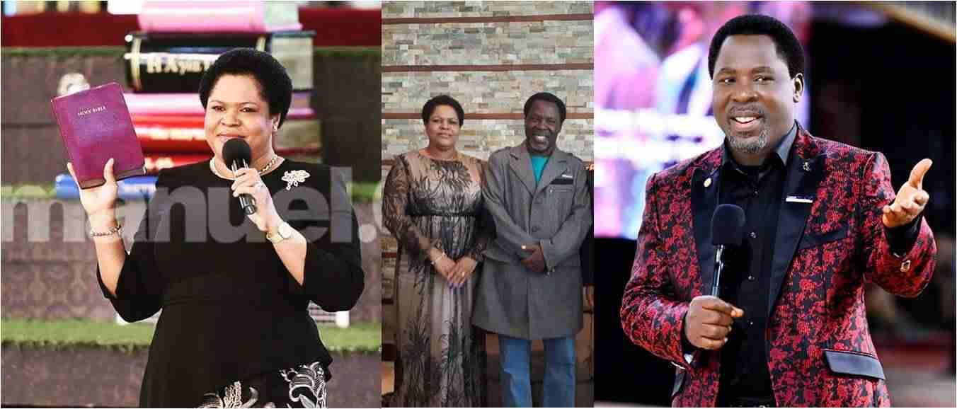 "TB Joshua's widow declares – ""I'm not surprised by my husband's death""     PEAKVIBEZ"