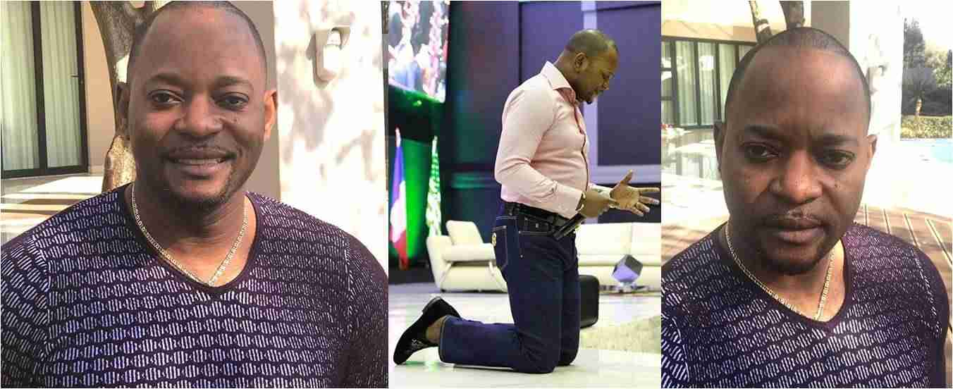 Daily Prayers For Forgiveness Of Sins And Spiritual Deliverance - Pastor Alph Lukau