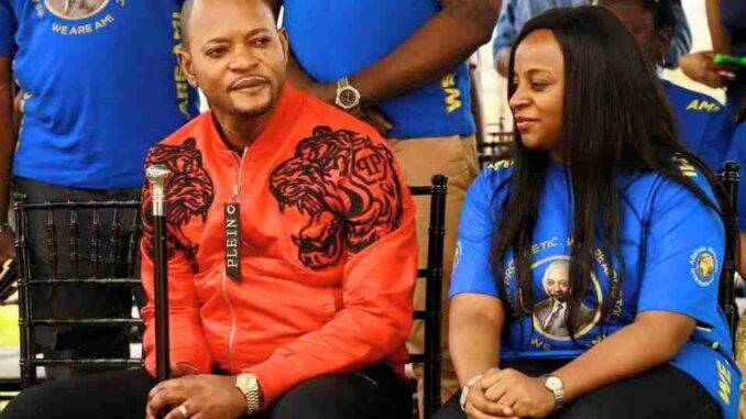 Pastor Alph Lukau Healing HIV , AIDS , Cancer (Book Online + Prayers)