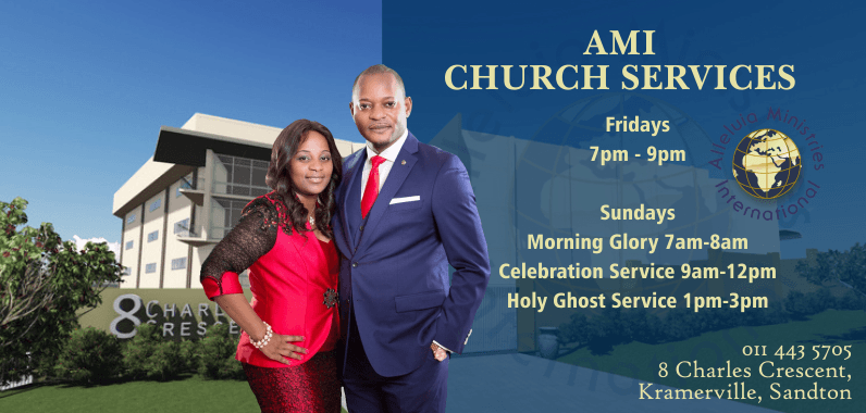 Pastor Alph Lukau Church Location | Address | Headquarters | Branches