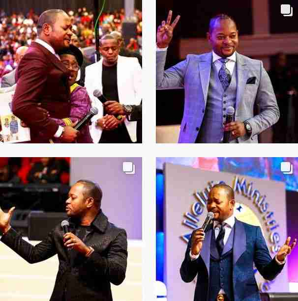 Alph Lukau Praying For Viewers