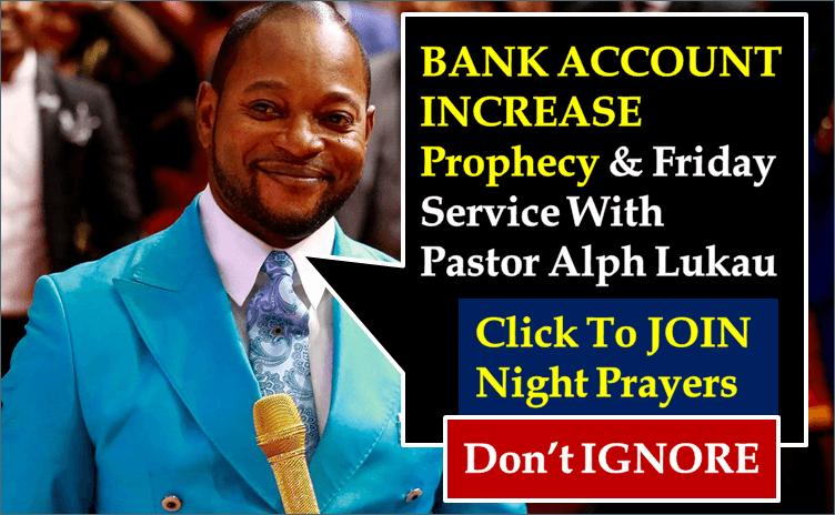 JOIN PASTOR Alph Lukau Night Prayer + Friday SERVICE – JANUARY 25th