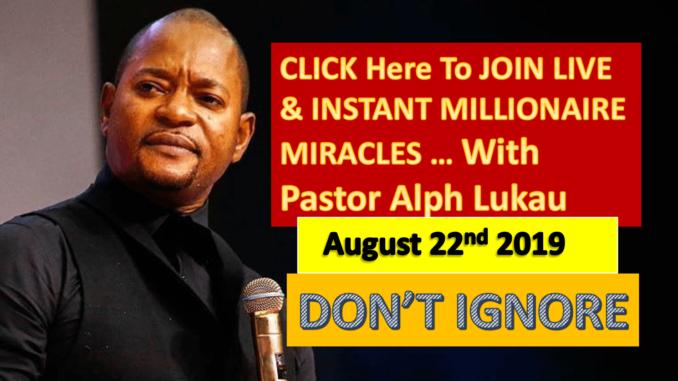 Prayer For Millionaires