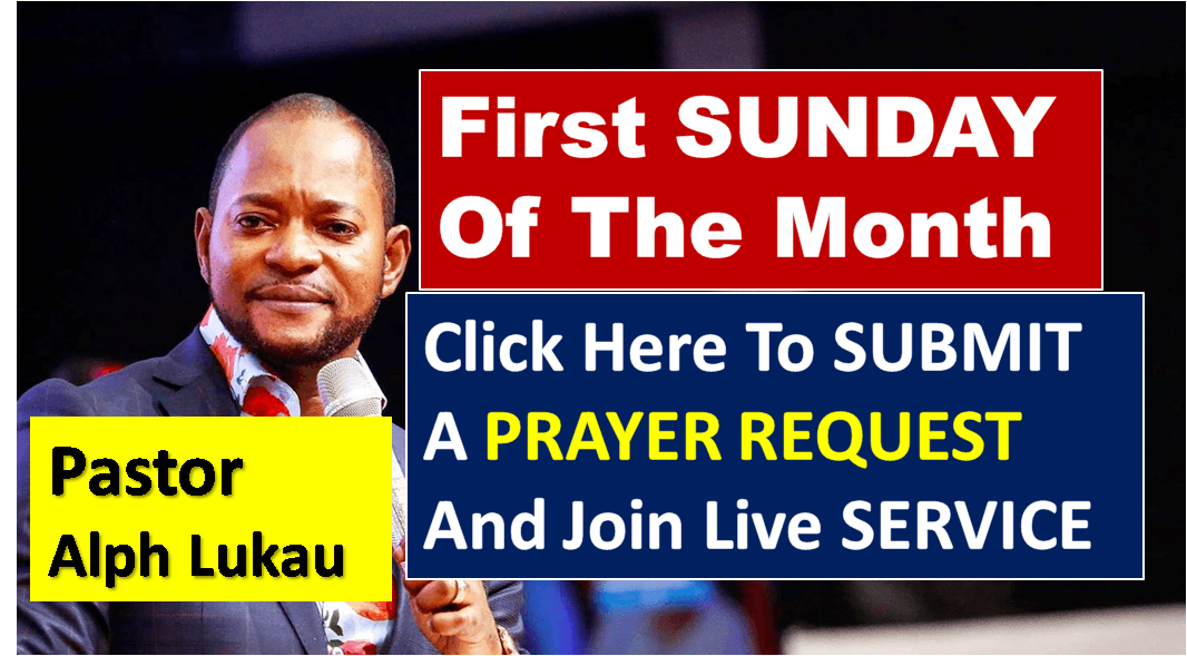 JOIN Sunday LIVE Service and Miracles With Pastor Alph Lukau – March