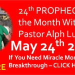 We Release The Prophecy Of Breakthrough and Miracle Money - May 24th 2019 (Pastor Alph Lukau)
