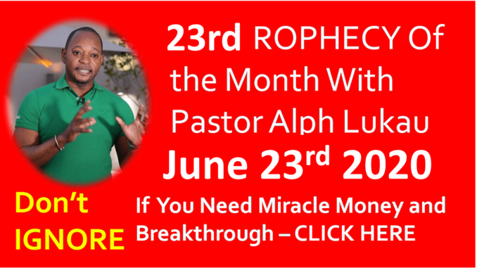 Miracle Prophecy