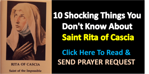 10 Shocking Things You Don't Know About Saint Rita of Cascia - Click Here To Read