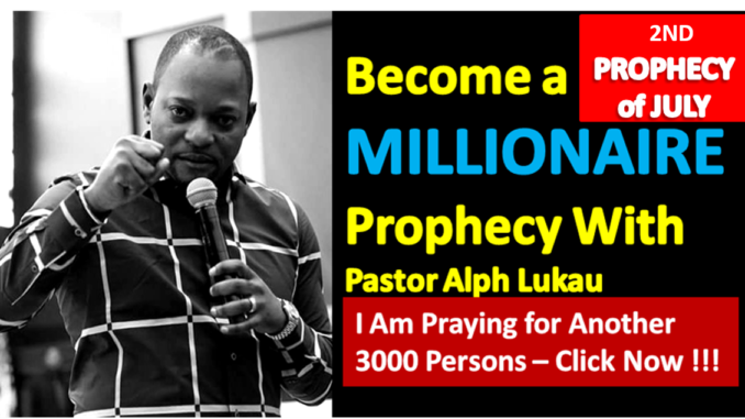 Prayer Money