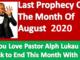 Last Prophecy