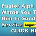 Sunday Live Service