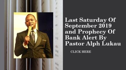 Alph Lukau Power Prayer