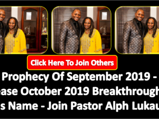 Power Prophecy 2019