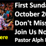 Sunday With Pastor Of God