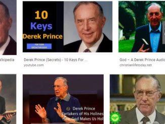Derek Prince Books