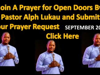 September Prayer Week