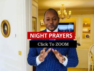 Zoom Prayers