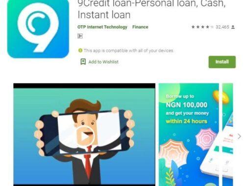 9Credit loan app