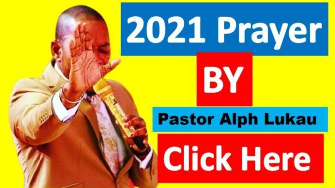 2021 Prayer