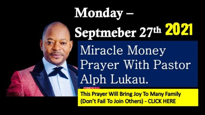 money prayer